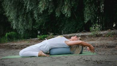 Yin Yoga Fortgeschrittene